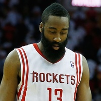 James Harden disappointed