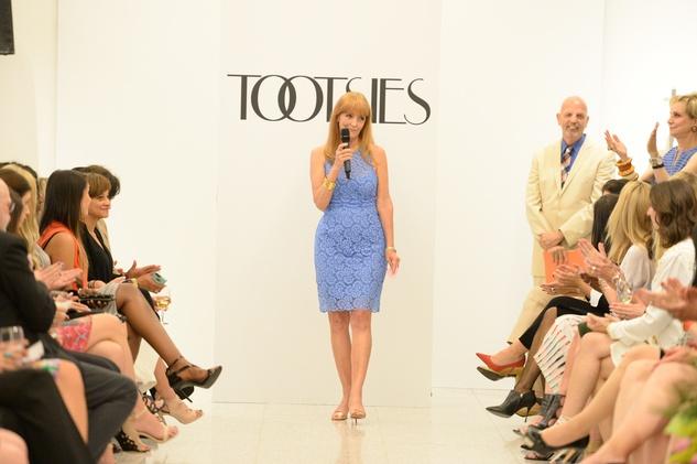 Recipe for Success Fashion Gene Awards, May 2015, Gracie Cavnar