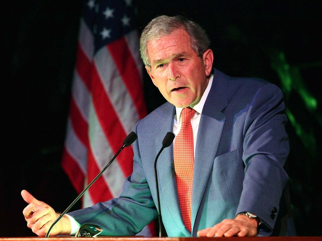 News_George W. Bush