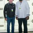 Randy White, Ed Jones at Big Texas Party