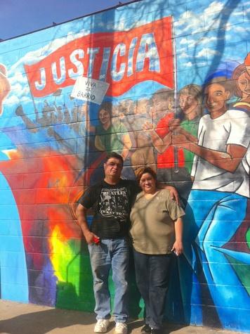 East Austin pinata store owners Lejarazus