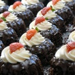 Chocolate cupcakes at Bread Winners