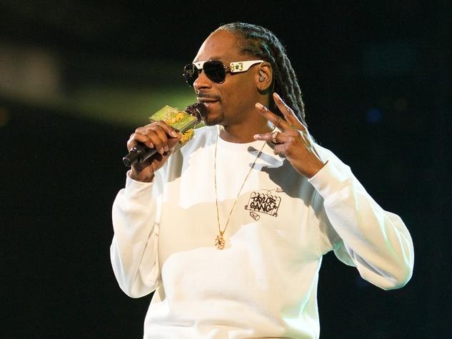 Houston, EA Sports Bowl at Club Nomadic, Jan 2016, Snoop Dogg