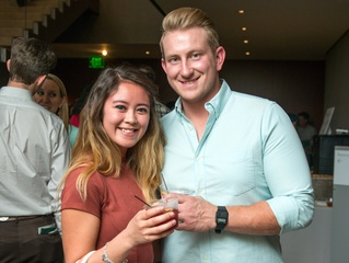 Houston, CultureMap Tastemakers, April 2017, Celeste Nguyen, Adam Ros