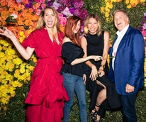 Laura Brock, Taylor Tomasi Hill, Jeny Bania, Tim Headington
