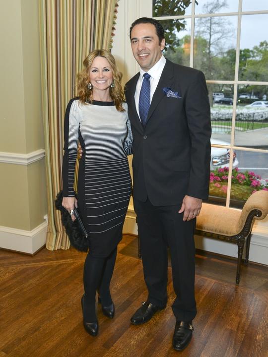 0016, Woodrow Wilson Awards dinner, March 2013, Lucinda Loya, Javier Loya