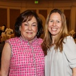 64 Rose Cullen, left, and Tara Conley at the Salvation Army luncheon April 2014