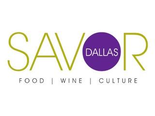 Savor Dallas logo