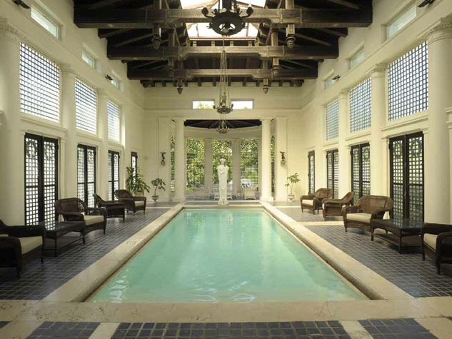 News_Great Houses of Havana_pool