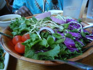 Austin Photo: Places_food_mothers cafe and garden salad