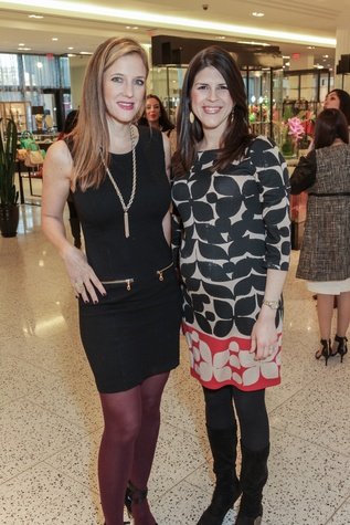 News, Shelby, Latin American Women's Initiative Kick-off, February 2015, Sally Lechin and Lisa Uresti