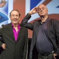 Eric Idle and John Cleese