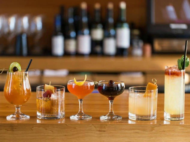 Qui cocktails