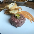 A'Bouzy steak tartare