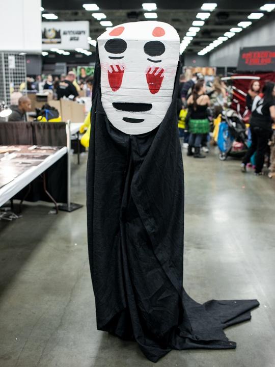 Austin Comic Con 2013 9294