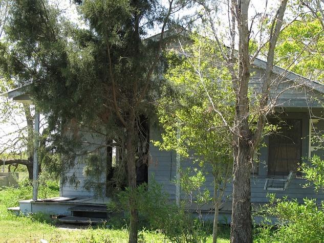 Katie Louisiana Revisited part 4 April 2013 House built by Jane's father, George Ellender