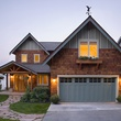 Houzz rustic beach house