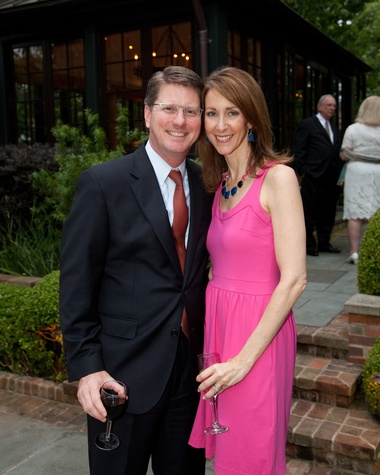 Houston, Junior League Legacy Salute, May 2015, Jeff and Amy Miers