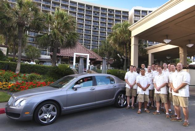 San Luis Resort Spa & Conference Center Galveston Bently