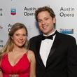 ALO Opening Night 2013 Bryan and Anastasia Bourgeois