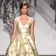Fashion Week spring 2015 Lela Rose ball gown