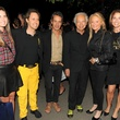 Ralph Lauren family at Polo event