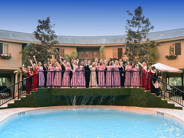 Wonderful Weddings, Courtney Zubowski, March 2013, entire group