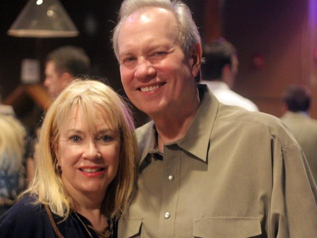 Elaine and Dennis Head