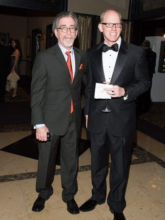 Art League Houston gala, October 2012, Michael Peranteu, Aaron Reimer