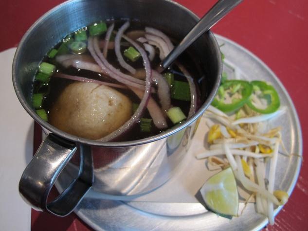 Ruthie, where to eat right now, January 2013, Eatsie Boys Cafe, Matzo Ball Pho