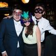 Houston Symphony YP party, Phat Piron, Camila Montealegre, Juan Caro