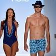 Mercedes-Benz Fashion Week 2014 swim in Miami July 2013 Naila