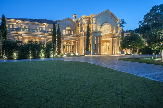 Image result for A look at Chateau Carnarvon, the most expensive house for sale in Houston