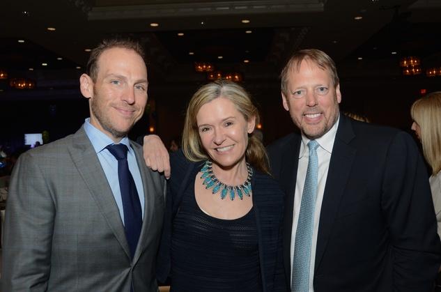News, KIPP Academy gala, April 2015, A.J. Brass, Katie Brass, Michael Holthouse