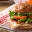 Smashburger, Smashchicken sandwich, chicken