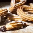 Pappasito's churros