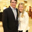 3 Daniel and HollyAnne Jenkins at Saks' Key to the Cure October 2013