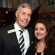 2 Jack Christie and Sonia Soto at the Fox 26 RoundUP Launch February 2014