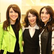Noelle Jahncke, from left, Judy Smith and CoCo Mahoney at Neiman Marcus' Stiletto Strut