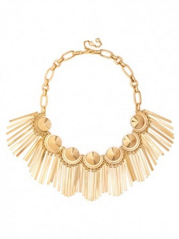 Vegas Fringe Bib - Megan Runser - As Good As Gold