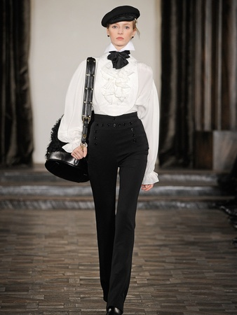 Fashion Week fall 2013, February 2013, Ralph Lauren