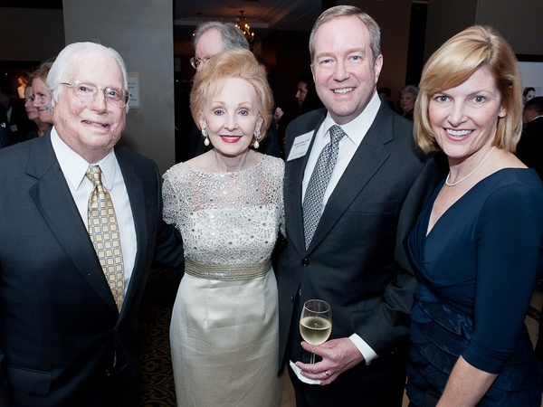 8, Houston Health Museum gala, September 2012, Steve Dunn, Eva Lynn Dunn, Dr. Donald R. Collins Jr., Janet Collins