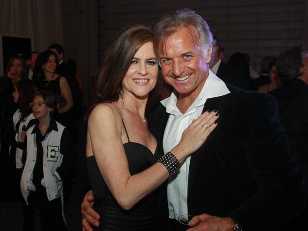 237 Laurie Tatum and Todd Genitempo at Lucinda Loya's birthday celebration February 2014