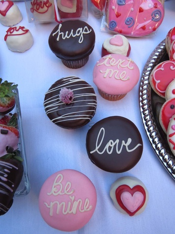 Breadwinners Valentine's Day treats