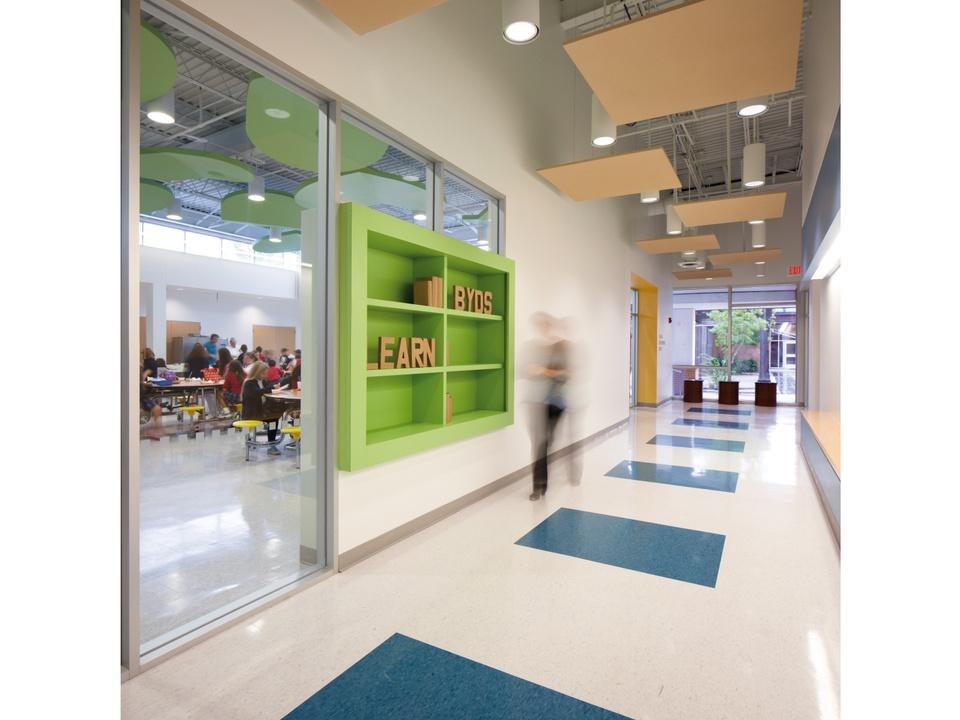 7 AIA Houston Design Awards July 2014 Beth Yeshurun Day School Renovation