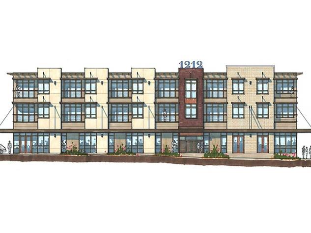The Chicon development East Austin Joyce building
