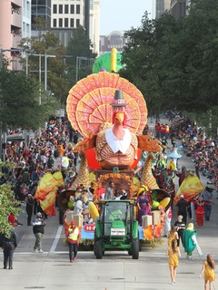 H-E-B Thanksgiving Day Parade