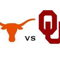 Austin Photo Set: News_Kevin Benz_UT vs OU_September 2011_logos