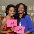1 Phyllis Griffin Epps, left, and Shannon Buggs at Luck of the Draw May 2014