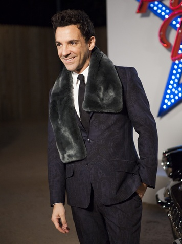 George Kotsiopoulos at Chanel Metiers d'Art in Dallas